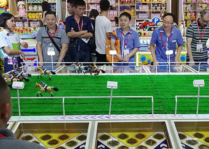Horse Racing Game Machine Head To Head Competitions For Family Entertainment