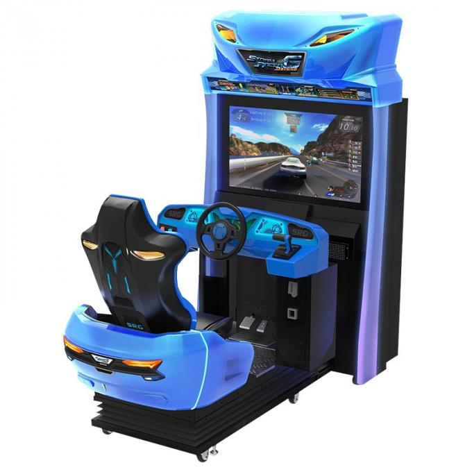 Storm Racer G Racing Games Simulator Car Racing Game Machine