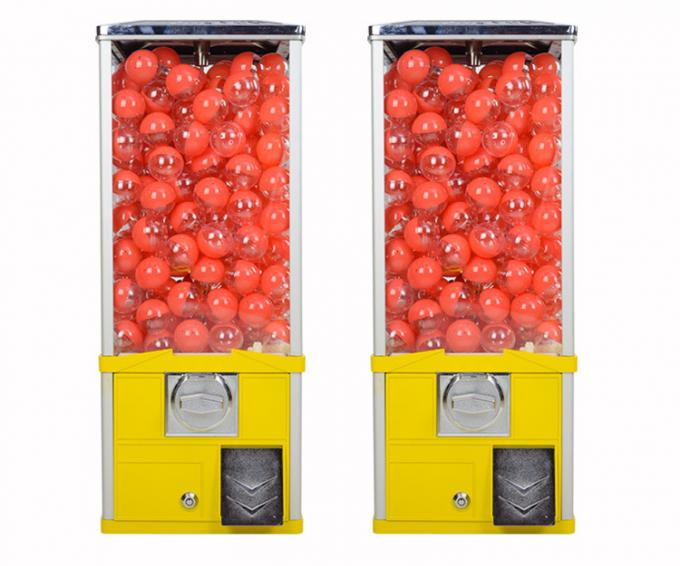 Professional Toy Capsule Vending Machine Kids Gumball Machine With Stand