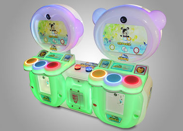 China Photo Printing Arcade Video Game Machines / Stand Up Arcade Games supplier