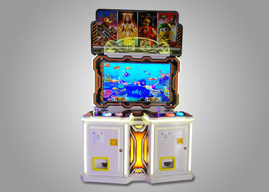China Multi Games In One Ticket Out Redemption Game Machine 2 Player supplier