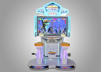 China Indoor Arcade Games Machines With Lottery Ticket Out 12 Month Warranty supplier