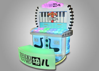 China High Profit Arcade Game Machines Interactive Musical Game With Piano Blocks supplier