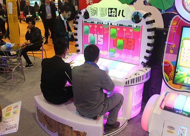 China High Return Arcade Games Machines For Children Playground , Kids Game Machine supplier