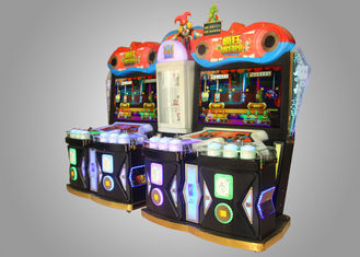 China Coin Push In Ticket Out Interesting Multi Game Arcade Machine For Kids supplier