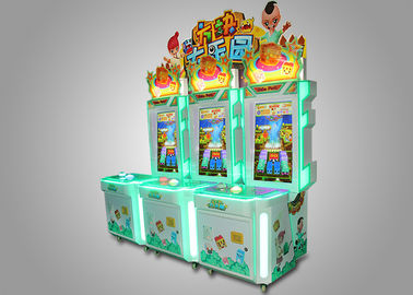 China Family Center High Profitable custom arcade machines12 Month Warranty supplier