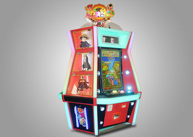 China Luxury Edition High Return Redemption Game Machine With Showcase supplier