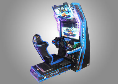 China Real Feeling Great Fun Indoor Electric Racing Simulator Arcade Machine Stable Performance supplier