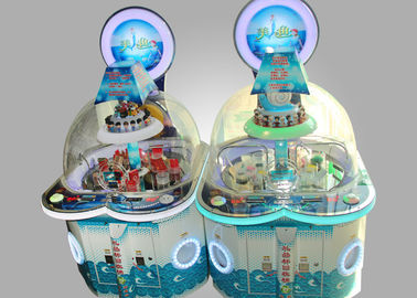 China High Return Popular Prize Claw Machine Mermaid Design For 2 Players supplier