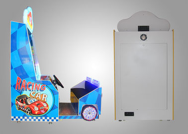 China Indoor Electronic Car Racing Arcade Game Machines / Arcade Driving Simulator supplier