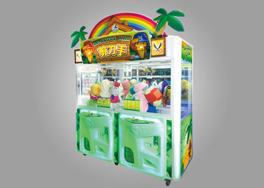 China Two Player Big Prize Wining Game Children's Claw Machine For Bars supplier