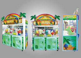China Toy Vending Game Arcade Claw Machine Coins in12 Months Warranty supplier