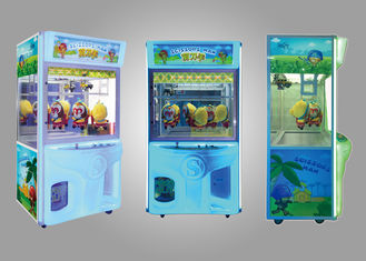 China Coin Operated Toy Arcade Claw Machine / Child Play Claw Machine supplier