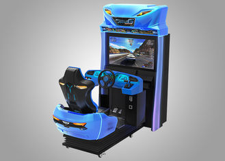 China Storm Racer G Racing Games Simulator Car Racing Game Machine supplier