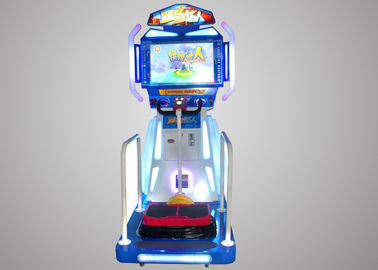 China Healthy Theme Family Friendly Racing Arcade Machine For Kids And Parents supplier