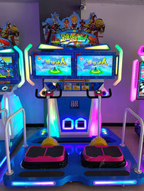 China Colorful Bouncing Master Family Entertainment Center Equipment For Sports Game supplier