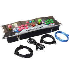 China Commercial Arcade Game Station Console Pandora'S Box 4 Joystick Game Console factory