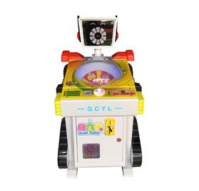 China Arcade Capsule Toy Lollipop Vending Machine 80W One Year Warranty factory