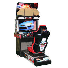 Coin Operated Racing Arcade Machine Racing Game Simulator Machines