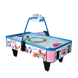Exciting Indoor Portable Arcade Air Hockey Table For Adults 12 Months Warranty