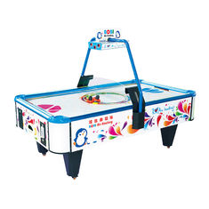 Commercial Amusement Arcade Air Hockey Table Size 2260*1280*1560mm