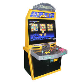 "China Indoor Fighting Game Machine 32"" Multi Game Arcade Machine Coin Operated factory"