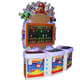 China Crazy Shooter Redemption Game Machine , Prize Redemption Machine factory
