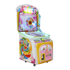 China Kids Prize Redemption Machine Candy Arcade Lollipop Vending Machine factory