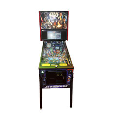 China Professional  Kids Electronic Pinball Machine Coin Operated  For Game Center factory