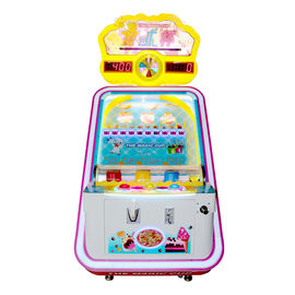 Amusement Center Kids Game Machine / Arcade Prize Machines 1-2 Players