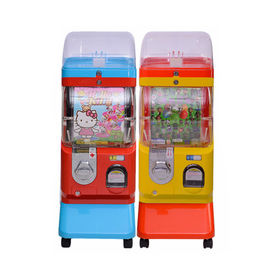 China Coin Operated Capsule Vending Machine Non-electricity Candy Vending Machine factory