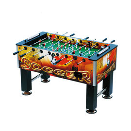 China Sports Arcade Games Machines / Indoor Table Soccer Table 80W 220V factory