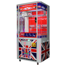 China Indoor Kids Claw Crane Machine Redemption Barber Cut Vending Machine factory