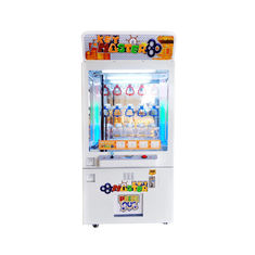 China Commercial Key Master Prize Vending Machine Golden Smart Prize Time Claw Machine factory