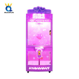 China Electronic Claw Candy Crane Machine Lollipop Game Machine 4 Players factory