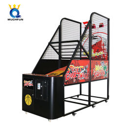 China Commercial Basketball Arcade Machine Indoor Basketball Machine For Shopping Mall factory