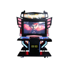 China Classical Street Fighter Gaming Machine Fighting Game Arcade Cabinet factory