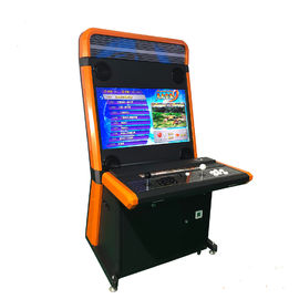 China Electronic Simulator Fighting Game Machine 32 Inch For Amusement Park factory