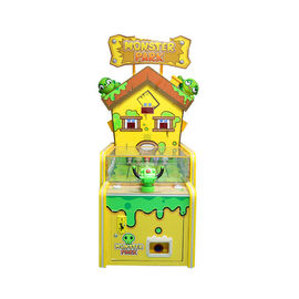 China Coin Operated Kids Ball Shooting Machine Zombie Arcade Games factory
