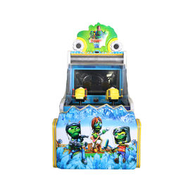 "China Water Gun Simulator Game Machine For Children With 42"" HD LCD factory"