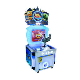 China Indoor Amusement Kids Arcade Machine Coin Operated With Stereo Sound factory