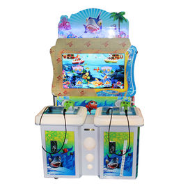 China good quality Indoor Coin Operated Arcade Games Machines 180W 2 Player Metal Material on sales