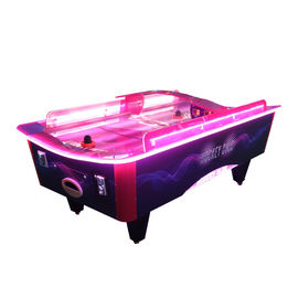 Coin Operated Arcade Air Hockey Table Low Maintenance Air Hockey Machine