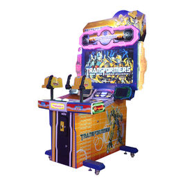 Interactive Shooting Arcade Machine / 2 Players Shooting Arcade Cabinet