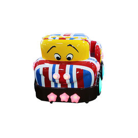 FRP Coin Operated Kiddie Ride / Indoor Children Rides With Screen Easy To Operate