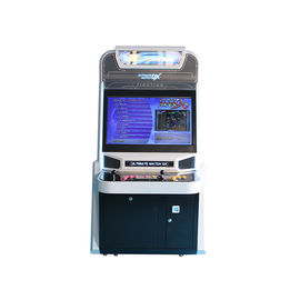 All Steel Fighting Game Machine / Two Players Classic Arcade Machine