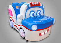 Carnival Midway Coin Operated Children'S Rides Car Racing Swing