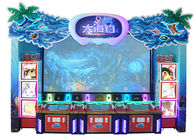 China Superstar Popularity Fishing Arcade Machine For Parent-Child Paradise Huge Screen Deep-Sea factory