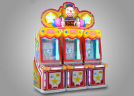 China Fast Coin Slot Carnival Arcade Coin Machine Stable System , Quarter Pusher Machine company
