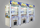 China Original Colorful Prize Game Machine For Game Center , Crane Grabber Machine factory